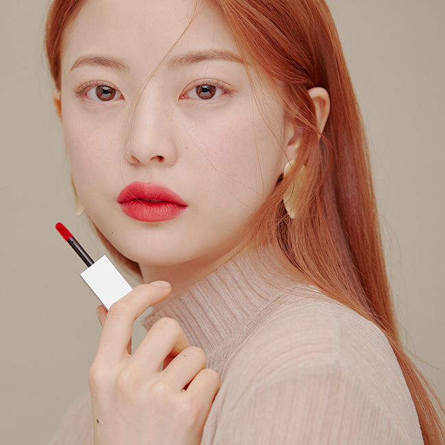 PERSONAL VELVET LIP TINT *RED